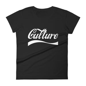 Culture Women's short sleeve t-shirt