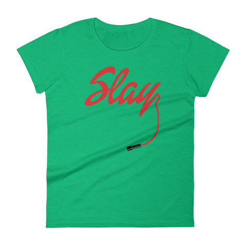 Image of Slay Women's short sleeve t-shirt