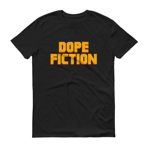 Image of Dope Fiction Mens Short sleeve t-shirt