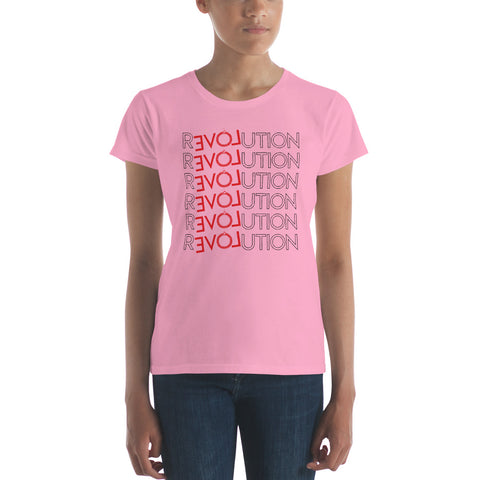 Image of rEVOLution Women's short sleeve t-shirt