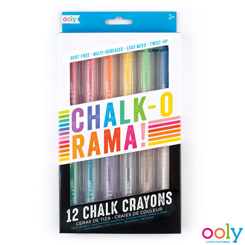 OOLY - Chalk-O-Rama Dustless