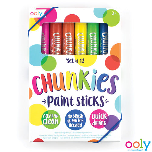 OOLY - Chunckies paint sticks