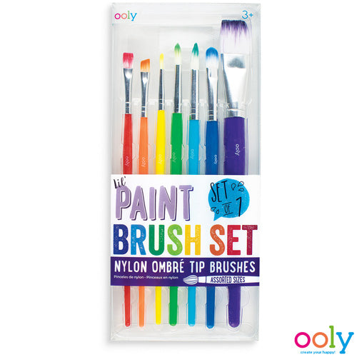 OOLY - Lil Paint Brushes