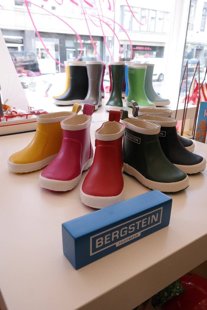 BERGSTEIN CHELSEA BOOTS