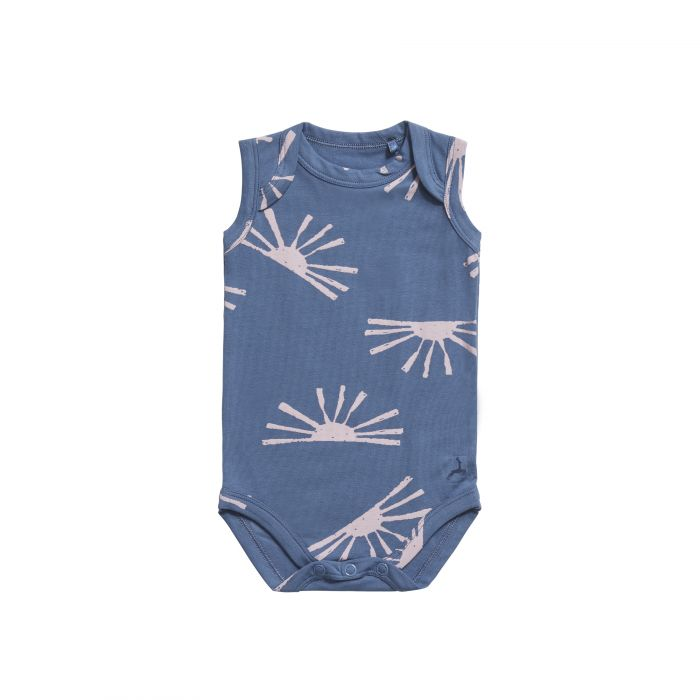 TEN CATE Romper sunrise grey indigo