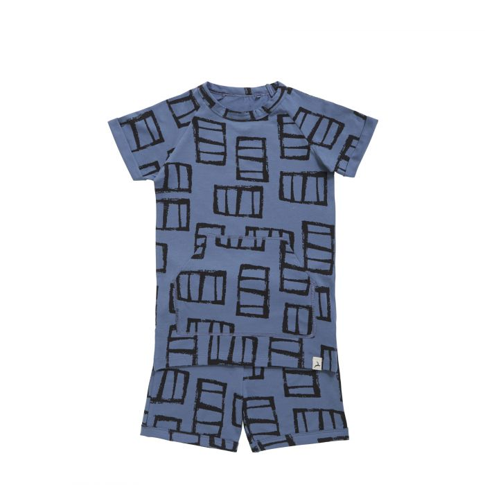 TEN CATE Pyjama set window landscape