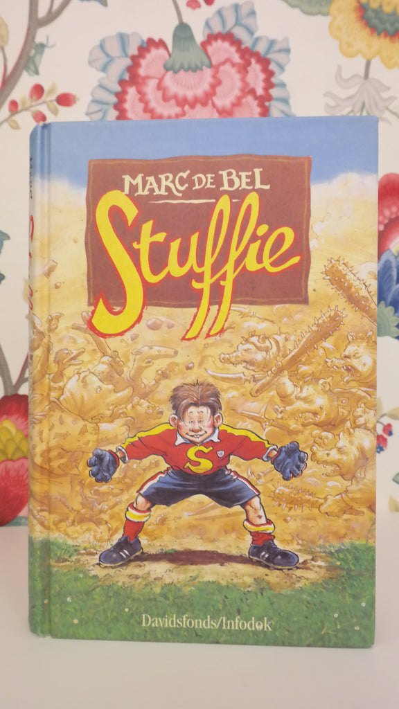 Marc De Bel - Stuffie