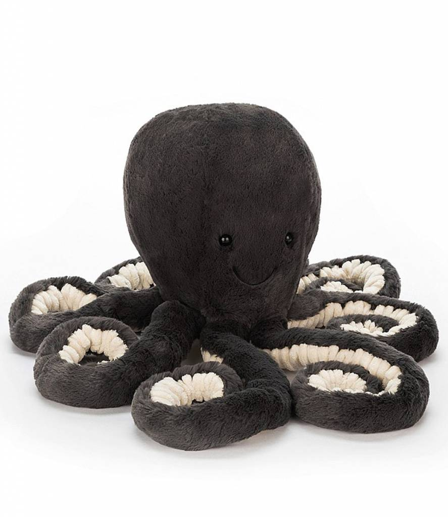 JELLYCAT - OCTOPUS INKY MEDIUM
