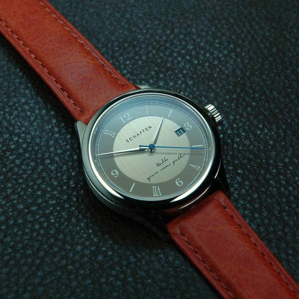 A65 Dress Watch with custom numerals