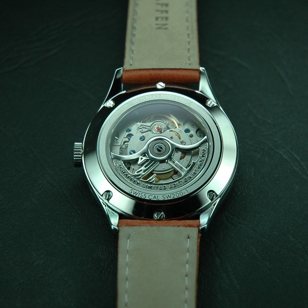 A65 Dress Watch with initials