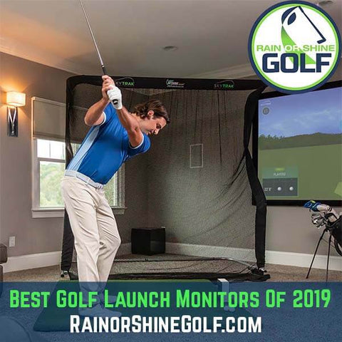 Best Golf Launch Monitors 2019