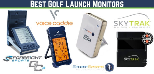 best golf launch monitors