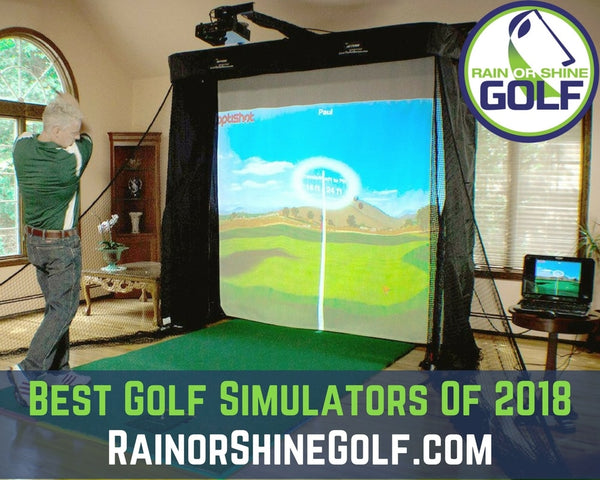 Best Golf Simulator Packages of 2018