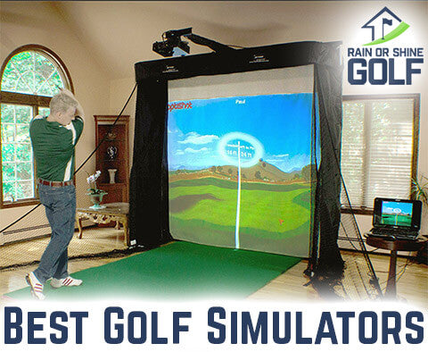 Best Golf Simulators of 2019 - Reviews for Top Indoor Home Packages