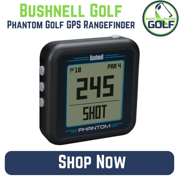 Bushnell Phantom Golf GPS Rangefinder