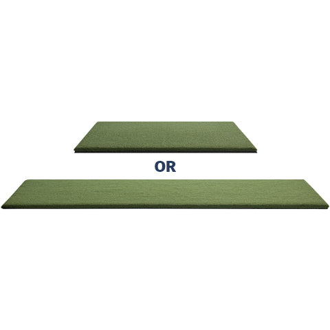 Choice of SwingTurf Hitting Mat