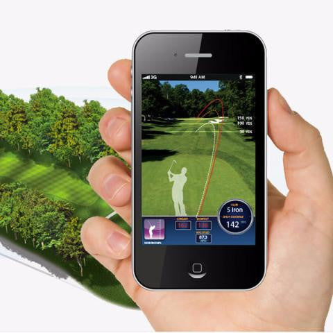 Ernest Sports ES12 Player Golf Launch Monitor App