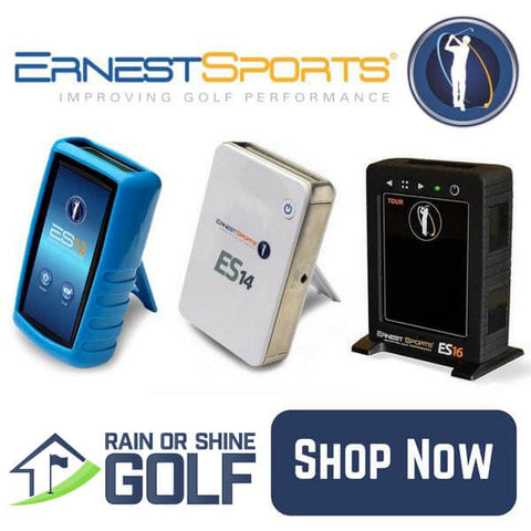 Ernest Sports Launch Monitors