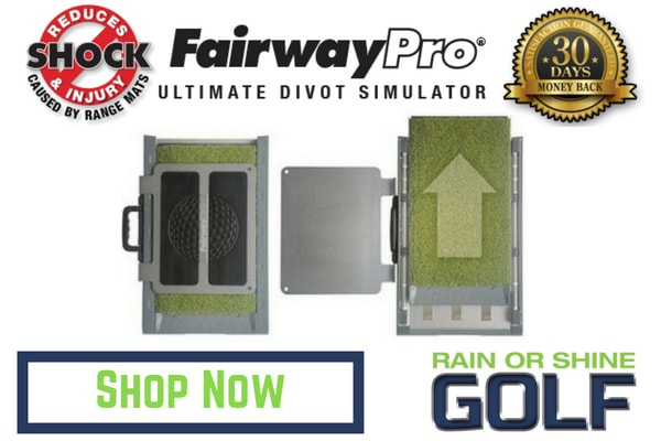Fairway Pro Divot Golf Simulator