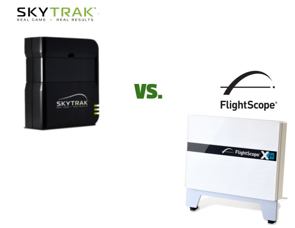 SkyTrak vs FlightScope Xi+ Launch Monitor Comparison