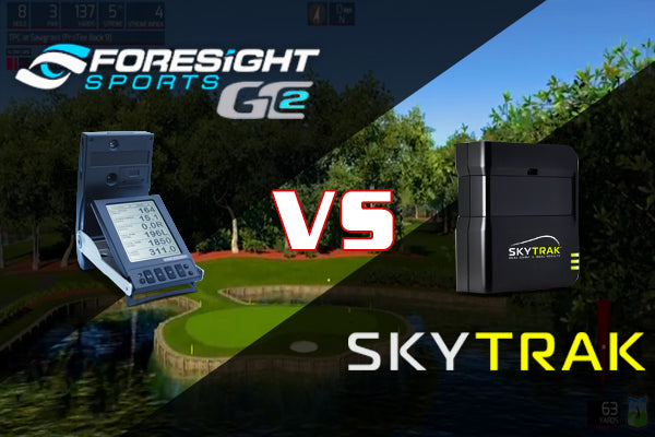 SkyTrak vs GC2
