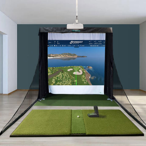 GC2 Compact Golf Simulator