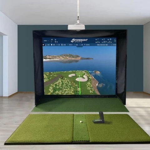 GC2 SwingBay Golf Simulator