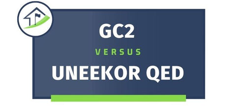GC2 vs QED Features