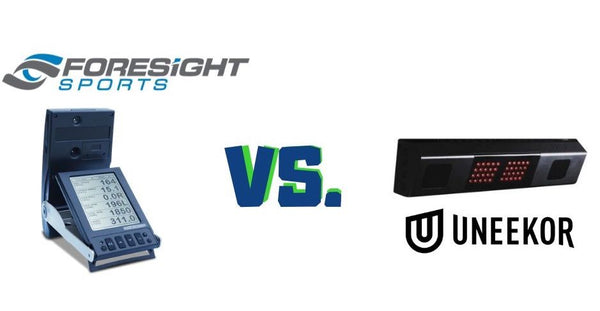 Foresight Sports GC2 vs Uneekor QED