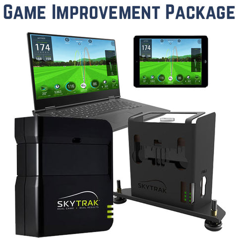 SkyTrak Game Improvement Package