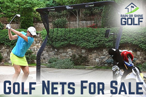 Golf Nets For Sale