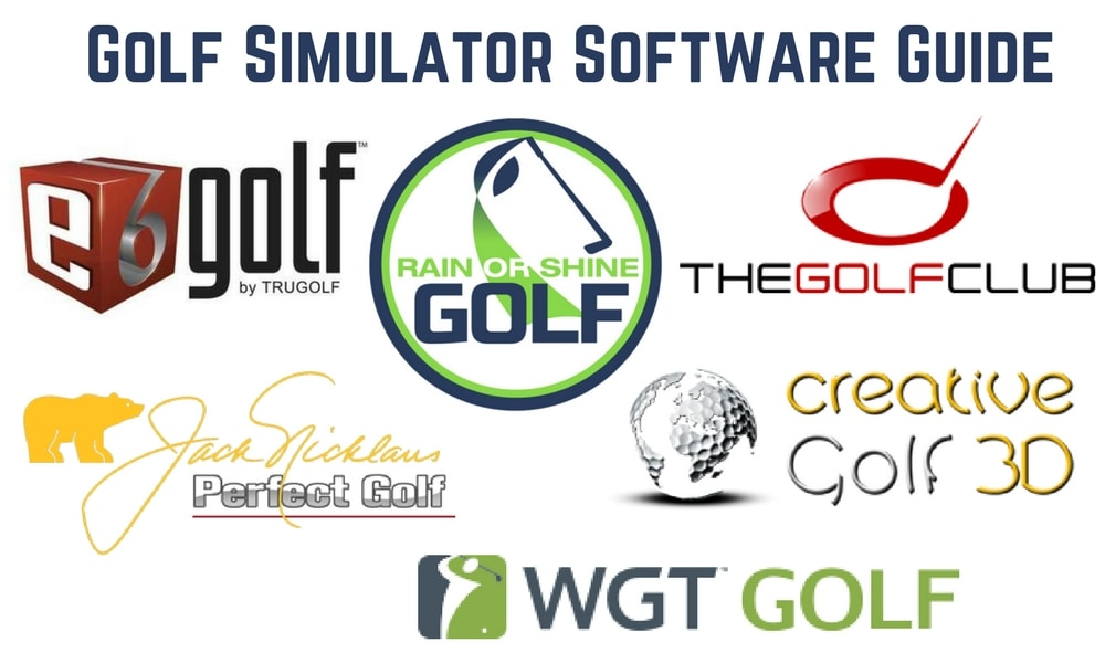 Golf Simulator Software
