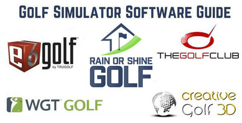 Golf Simulator Software Guide