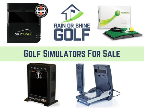Golf Simulators For Sale