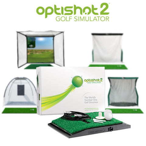 OptiShot 2 Golf Simulator Packages