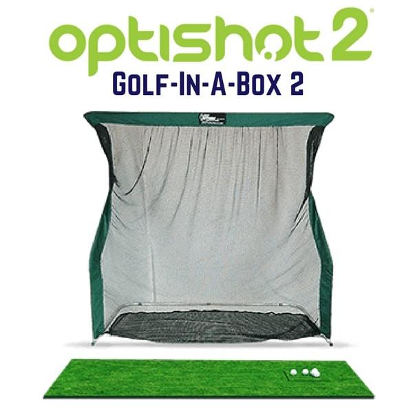 Golf Simulator for Sale - OptiShot 2 GIAB 2