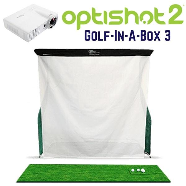 Golf Simulator for Sale - OptiShot 3 GIAB 3
