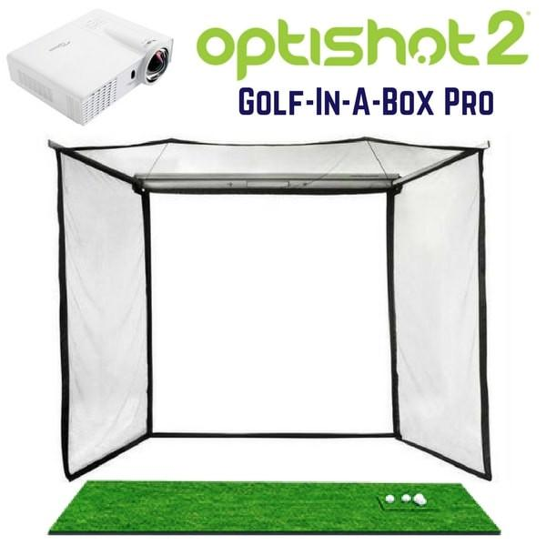 Golf Simulator For Sale - OptiShot 2 Pro