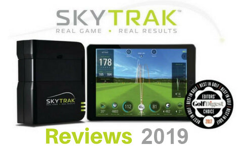 SkyTrak Reviews 2019