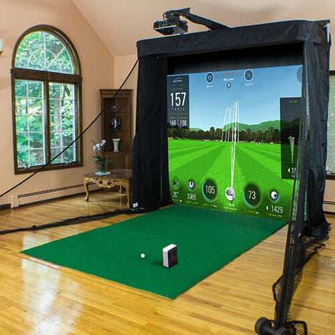 Best Golf Simulators of 2019 - Reviews for Top Indoor Home