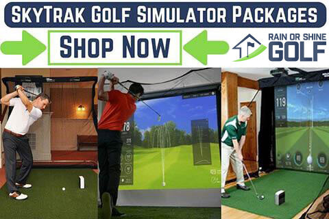 Shop SkyTrak Simulator Packages