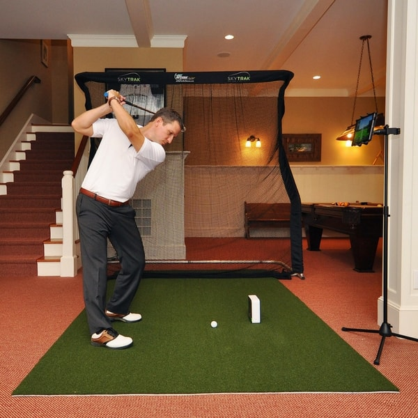 SkyTrak Home Golf Simulator Package