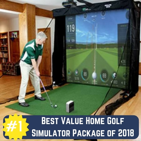 Best Home Golf Simulator Package of 2018