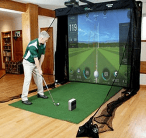 Skytrak Golf Simulator Packages For Sale Tee It Up