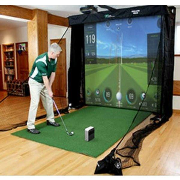Best Home Indoor Golf Simulator Studio