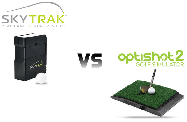 SkyTrak vs OptiShot 2
