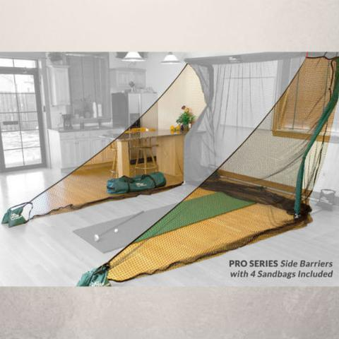 Net Return Pro Series Side Barriers