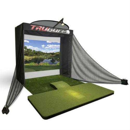 Commercial Golf Simulator - TruGolf Vista 8 Series
