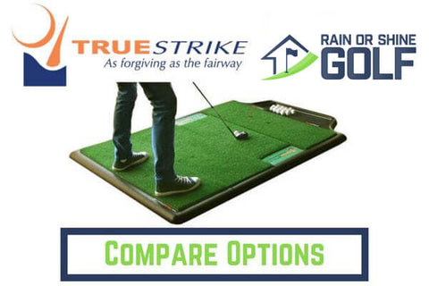 True Strike Golf Mat