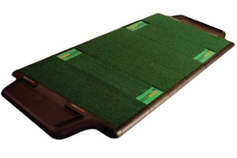 TrueStrike Double Golf Mat